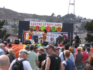 The Castro Sreet Fair
